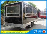 Ys-Fb450 Sorvete de grande preta Van Catering Van