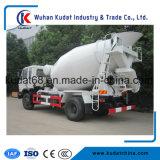 Dongfeng 6 M3 de camiones hormigonera