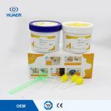 Materiale dentale dell'impressione del commestibile del mastice del silicone eccellente dell'aggiunta