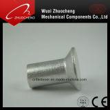 Rebite sólido de alumínio e chassi DIN661