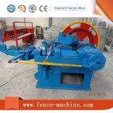 Clavo completamente automático que hace la máquina/el clavo de acero que hacen la máquina