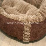 Qualitäts-handgemachte Lieferungs-Form-Innenhaustier-Möbel-Haustier-Hundekatze-Bett-Sofa