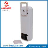 Luz Emergency do diodo emissor de luz com corpo do ABS