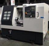 중국 CNC 금속 절단을%s 자동적인 선반 기계 Ck38t