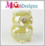 Fournisseur d'usine Cute Bear Tirelire avec l'impression couleur