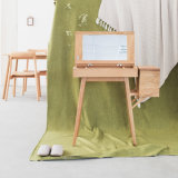 木木の家具のホワイトオークは虚栄心表に服を着せる記憶を構成する
