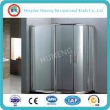 Salle de douche tempérée / Porte de douche Verre (clair, acide, figuré tout disponible)