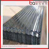 Hoja/placa de acero galvanizadas del material de material para techos