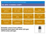 Unterwasser140m Wanne/Neigung-Kamera für Rohr-Abfluss-Inspektion-Kamera (WPS1512DSKC-PT)