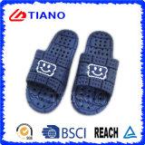 Diseño único y Soft Trait PVC baño zapatilla (TNK35764)