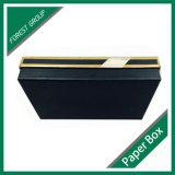 Piccole scatole di cartone di lusso decorative un alto ed un basso