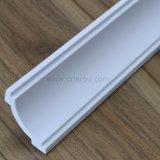 Corniche de polyuréthane moulant PVC Hn-8507 de panneau de plafond d'unité centrale pas