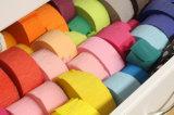 紙ナプキンの基礎ペーパーを着色しなさい