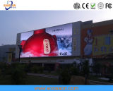 Impermeable al aire libre la publicidad Display de LED Billborad P10