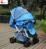 Passeggiatore di vendita caldo 3 del bambino della carrozzina del passeggiatore del bambino del commercio all'ingrosso del fornitore del passeggiatore del bambino della Cina in 1
