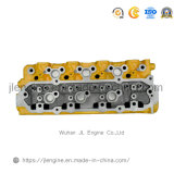 S4k Cylinder Head Manufactures Supply Diesel Head Engine