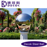 varias bolas de la depresión del acero inoxidable de la talla de 100m m 200m m 500m m 1000m m para la decoración