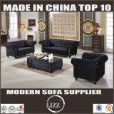 Wohnzimmer-Möbel-modernes Holzrahmen-weiches Gewebe-Sofa