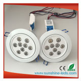 27W RGBWアルミニウムDimmable LED Downlight