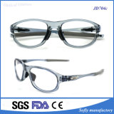 La Moda Gafas de plástico Tr90 Cambio de trama templo