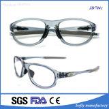 Fashion Plastic Tr90 Eyewear Frame Change Temple