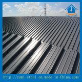 Folha ondulada do telhado da liga Al-Magnésio-Manganês para a vária forma que decora o edifício