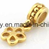 De gele Gouden Charme van de Ster van Juwelen voor het Maken van de Armband