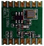 Taxa de dados elevada 300/40 Kbps Rfm119b RF Sub-GHz RF transmissor sem fio módulo