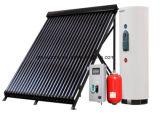 太陽水暖房のための太陽Keymarkの高性能の不凍剤の真空の太陽ヒートパイプのコレクター