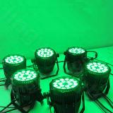 カラー変更IP65は18X10W LEDの同価ライトを防水する