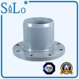 Ajustage de précision de pipe de bride de plot de l'ajustage de précision de pipe de PVC de Chine