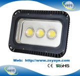 Yaye 18 Hot Sell Ce & RoHS approuvé 90W / 100W / 120W / 150W COB LED Flood Light / LED Tunnel Light IP65