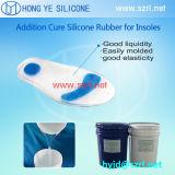 액체 실리콘고무, 실리콘 젤을 만드는 실리콘 안창 발 배려