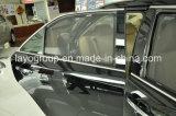 Side Camry Car Sunshade, Mesh Fabric Aço Wire Framed Sunshade