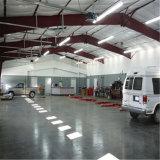 Vorfabrizierter Stahlkonstruktion-Gebäude-Autoparkplatz