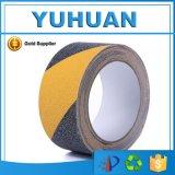 Eonbon amarillo negro cinta adhesiva antideslizamiento Grip