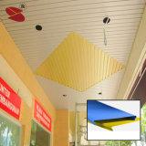 Soffitto decorativo di alluminio dei materiali da costruzione