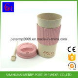 500ml 18ozのムギのファイバーの環境に優しく再使用可能なコーヒーカップ、ティーカップ、コーヒー・マグ
