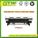 Impresora directa de la sublimación de Oric los 3.2m con la pista doble de la impresora Dx-5