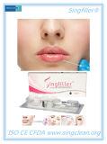 Ácido Haylurônico Injetável Singfiller para Melhoramento de Lábios