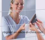 15cmx16PCS adesivo de adesivo acrílico removível auto adesivos decorativos removíveis