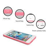 Polvo cristalino/caja impermeable del teléfono celular para el iPhone 7
