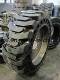 중국 경쟁가격을%s 가진 도매 단단한 미끄럼 수송아지 타이어