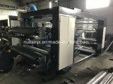 Impresora flexográfica no tejida de la tela de 4 colores a la India
