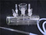 Narguilé en verre fabriqué à la main de qualité à vendre