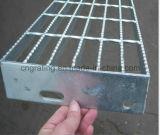 Haoyuan Acero Ggrating concretas para la venta caliente