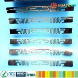 860-960MHz escritura de la etiqueta de la frecuencia ultraelevada del EXTRANJERO 9640 H3 RFID para la gerencia de inventario