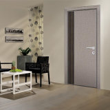 Белая дверь кухни доски MDF твердого тела (GSP12-007)