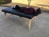 Таблица массажа портативной кровати массажа деревянная