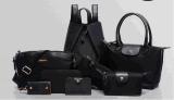 Neue Sets der Form-acht des Fabrik-Großverkauf-Dame-Schulter-Beutels (BDMC166)
